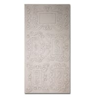 Maya Road: Chipboard Sheets 6x12 inch - Scrolls Frames
