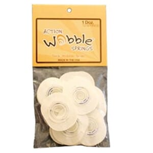 Action Wobble: Action Wobble Spring 12/Pkg