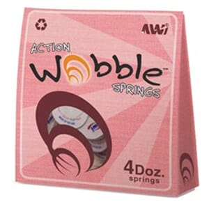 Action Wobble: Action Wobble Spring 48/Pkg