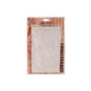 Tim Holtz: Grungeboard, Elements Swirls - Idea-Ology