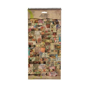 Tim Holtz: Seasonal - Idea-Ology Cardstock Salvage Stickers