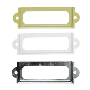 Metal frame - ivory/white/gold 3/Pkg