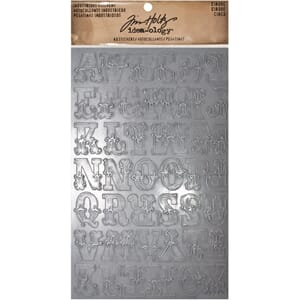 Tim Holtz: Industrious Stickers - Idea-Ology