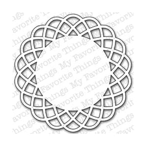 My Favorite Things: Dizzy Doily - Die-Namics Die