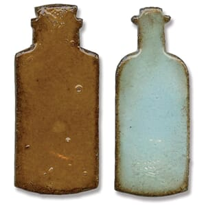 Sizzix: Mini Apothecary Bottles - Mov. & Shapers Mag. Dies