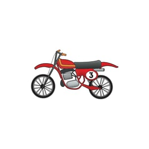 Imaginisce: Dirt Bike - Outdoor Adventure Snag'ems Stamps