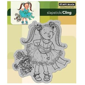 Penny Black: Kisses - Cling Rubber Stamp