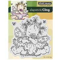 Penny Black: An Angel Among Us - Cling Rubber Stamp