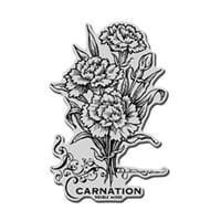 Stampendous: Carnation - Cling Rubber Stamp
