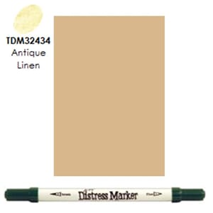 Distress Markers: Antique Linen