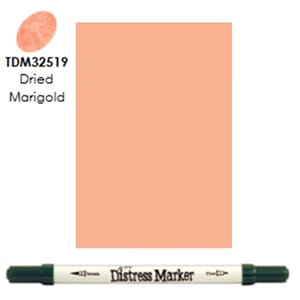Distress Markers: Dried Marigold