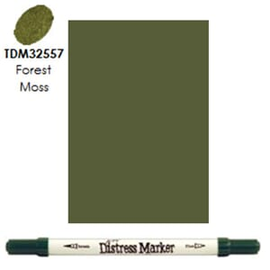 Distress Markers: Forest Moss