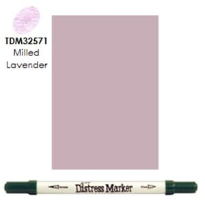 Distress Markers: Milled Lavender