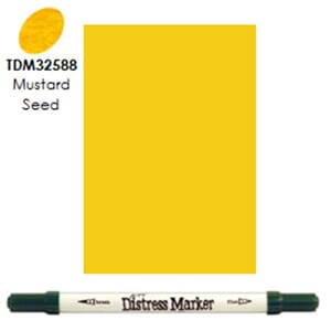 Distress Markers: Mustard Seed