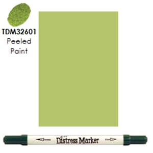 Distress Markers: Peeled Paint