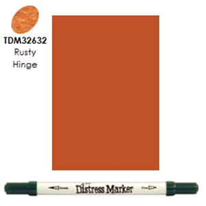 Distress Markers: Rusty Hinge