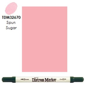 Distress Markers: Spun Sugar