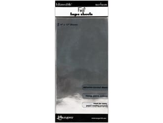 Ranger: Metal Foil Tape Sheets 6x12inch