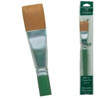 Plaid: One Stroke Brush - 1 inch flat