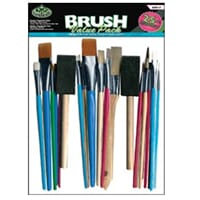 Royal Brush: Brush Value Pack 25/Pkg