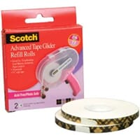 3M: Scotch Advanced Tape Glider Refills