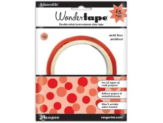 Inkssentials: Wonder Tape 15 Feet x 1/8inch