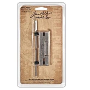 Tim Holtz: Drill Press Two-Hole Punch - Idea-Ology