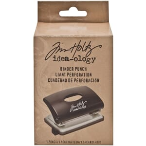 Tim Holtz: Binder Punch - Idea-Ology