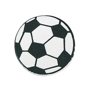 Wooden objects - Soccer 6/Pkg
