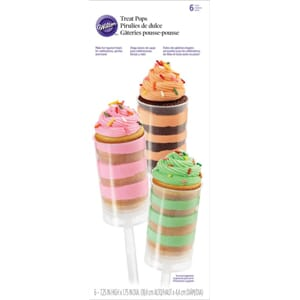 Wilton: Treat Pops 6/Pkg