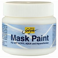 SOLO GOYA Mask Paint 150ml