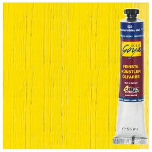 SOLO GOYA: Cadmium Yellow Lemon - Oljemaling 55 ml