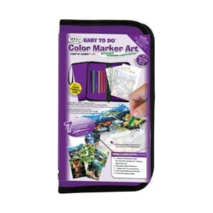 Easy To Do: Keep N Carry Set - Color Marker Art