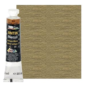 HOBBY LINE Antique Metal, Light Gold 20ml tubes