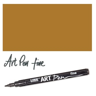 ARTPen fine - Gold, 1-2 mm