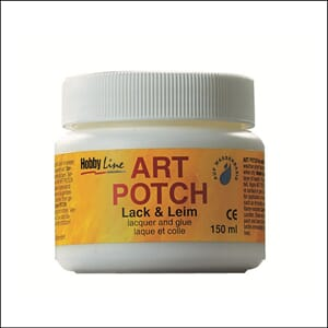 Art Potch Decoupage lim - Lakk & Lim, 150 ml