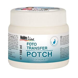 HOBBY LINE Foto Transfer Potch 150 ml