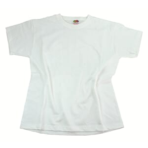 JAVANA T-Shirt - plain white
