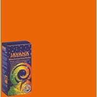JAVANA: Orange - 150ml tekstilfarge