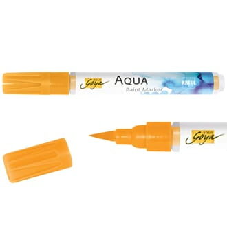 SOLO GOYA Aqua Paint Marker - Orange