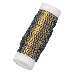 Messing wire - 0.3 mm, 80 m