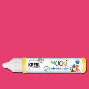 MUCKI Window Color Pink, 29 ml