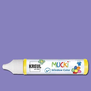 MUCKI Window Color Lilac, 29 ml