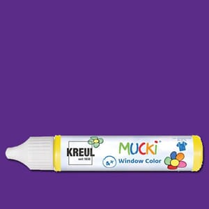 MUCKI Window Color Purple, 29 ml