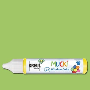 MUCKI Window Color Light Green, 29 ml