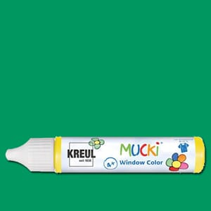 MUCKI Window Color Dark Green, 29 ml