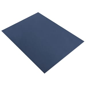 Mosegummi 2mm - Navy-Blue 20x30cm