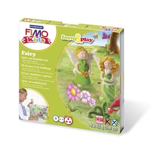 Fimo kids form&play Fairy, 4 x 42g