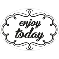 Stamps - Enjoy today, 1/Pkg