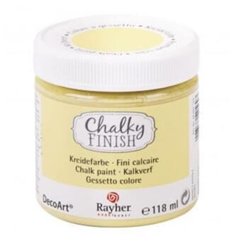 Chalky Finish - vanilla